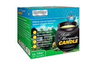 Insektenvertreiber RapidAction Anti Mücken Candle