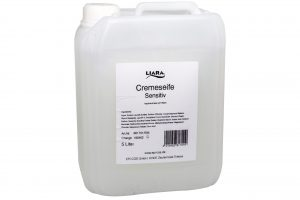 Cremeseife Sensitiv LIARA 5L